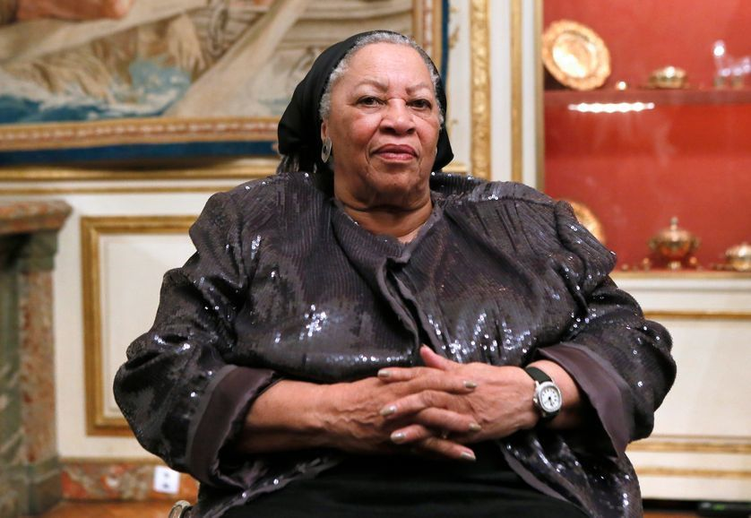 «Toni MORRISON (1931-2019), Prix Nobel de Littérature The Beloved» par M. Amadou Bal BA - http://baamadou.over-blog.fr/