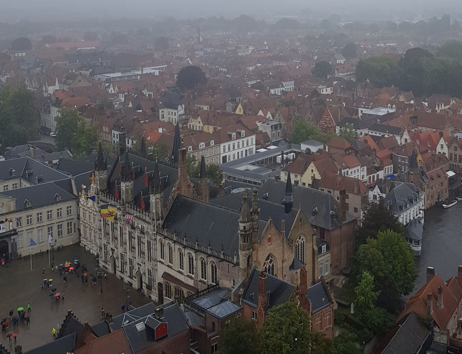 «Bruges: La Venise du Nord» par M. Amadou Bal BA - http://baamadou.over-blog.fr/