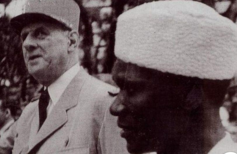 Charles de GAULLE, président de la République Française de 1958 à 1969.