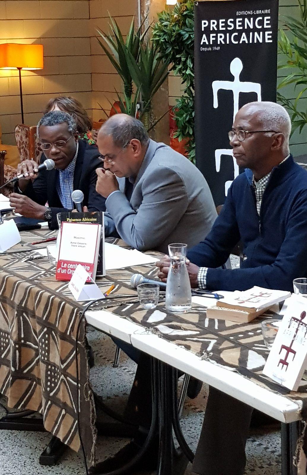 «Présence Africaine (1949-2019) fête ses 70 ans» par M. Amadou Bal BA - http://baamadou.over-blog.fr/