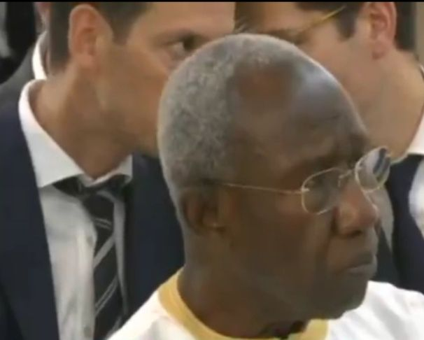 «Cérémonie à Dakar de restitution du sabre d'El Hadji Omar Foutiyou TALL» - http://baamadou.over-blog.fr/
