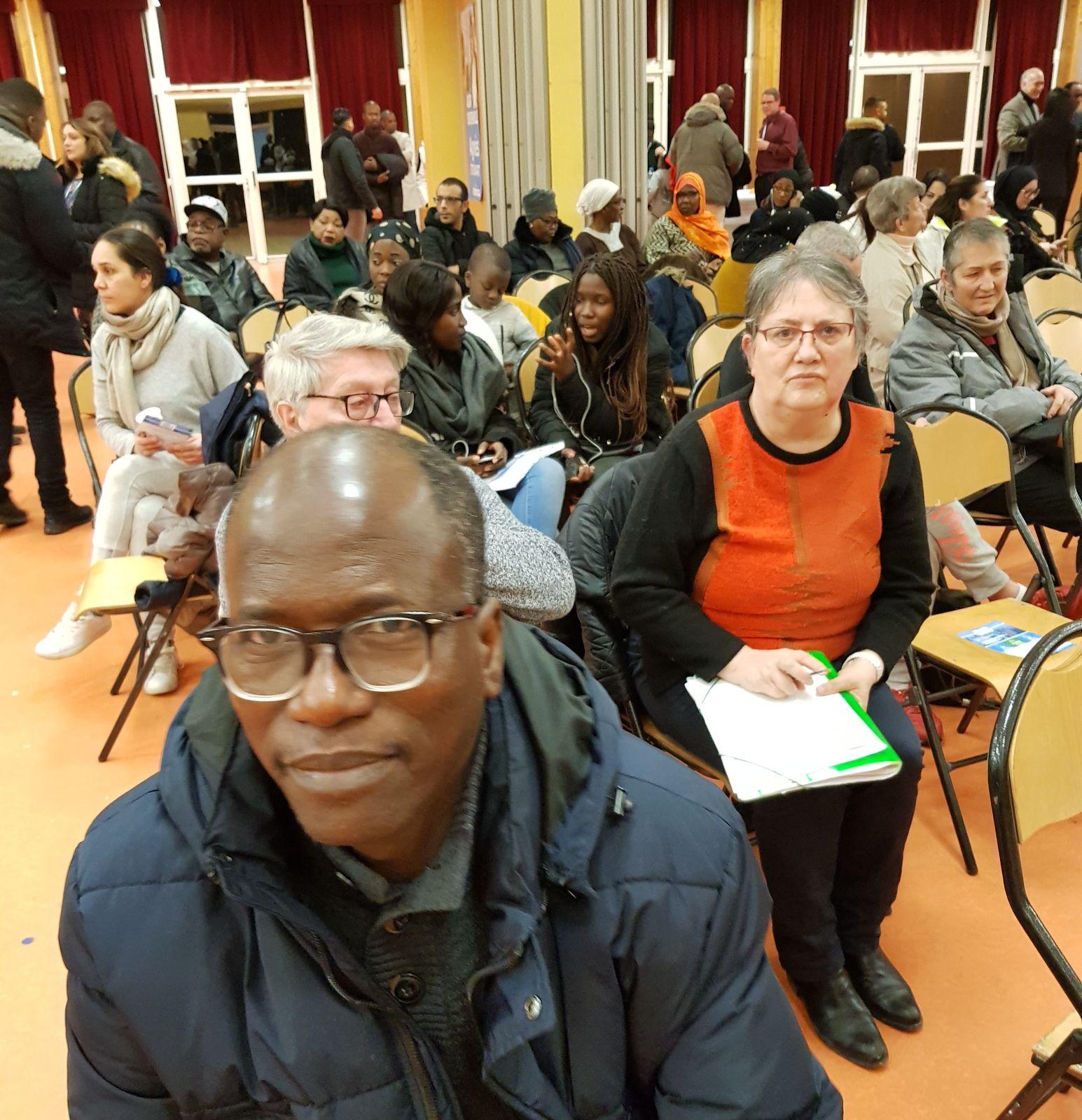 """«Municipales : Démonstration de force """"d'Agir aux Mureaux"""" avec Agnès ETENDART», par Amadou Bal BA - http://baamadou.over-blog.fr/"""
