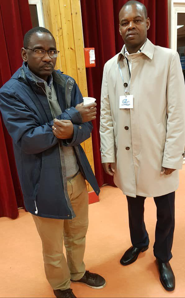 «Mamadou AW et son engagement pour Agir aux Mureaux, avec Agnès ETENDART pour sortir de l'esclavage et de la servitude!»par Amadou Bal BA - http://baamadou.over-blog.fr/