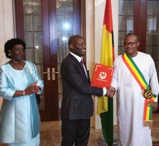 «Umaro SISSOCO EMBALO, nouveau président de Guinée-Bissau» par M. Amadou Bal BA - http://baamadou.over-blog.fr/