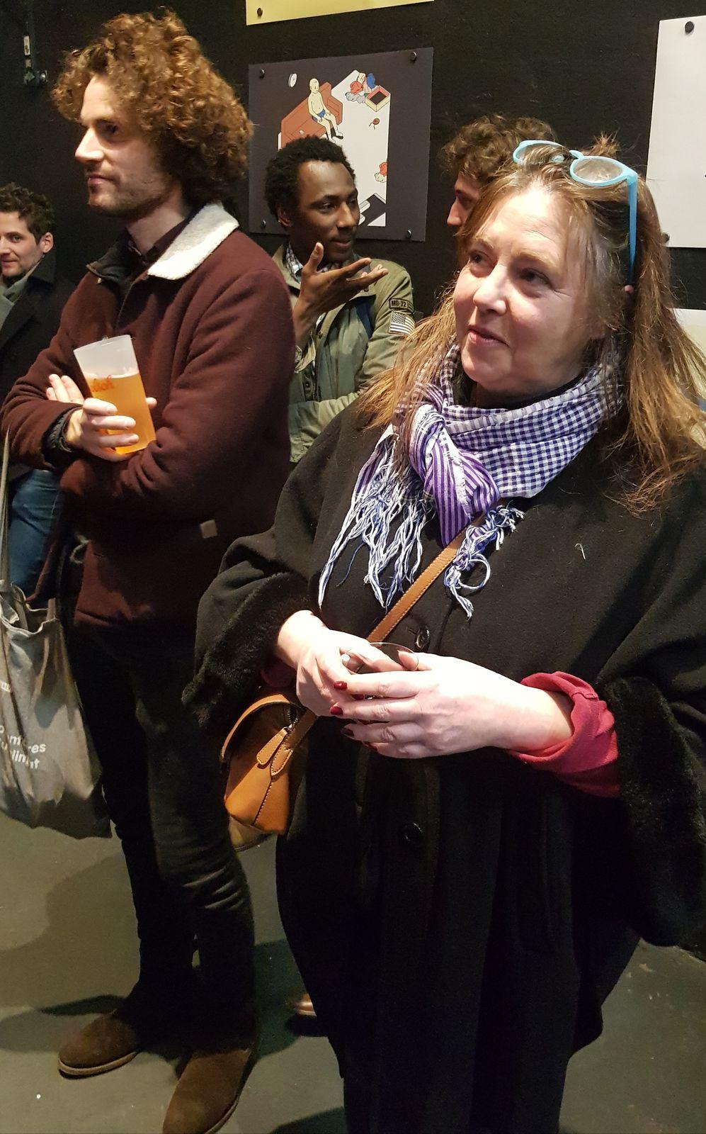 «Anne HIDALGO et son débat sur LCI avec concurrents» par Amadou Bal BA - http://baamadou.over-blog.fr/