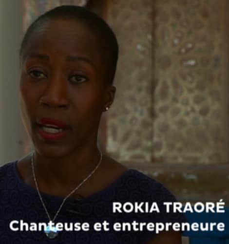 «Libérez, l'artiste, Rokia TRAORE! A bas le Code de l'indigénat!» par Amadou Bal BA - http://baamadou.over-blog.fr/