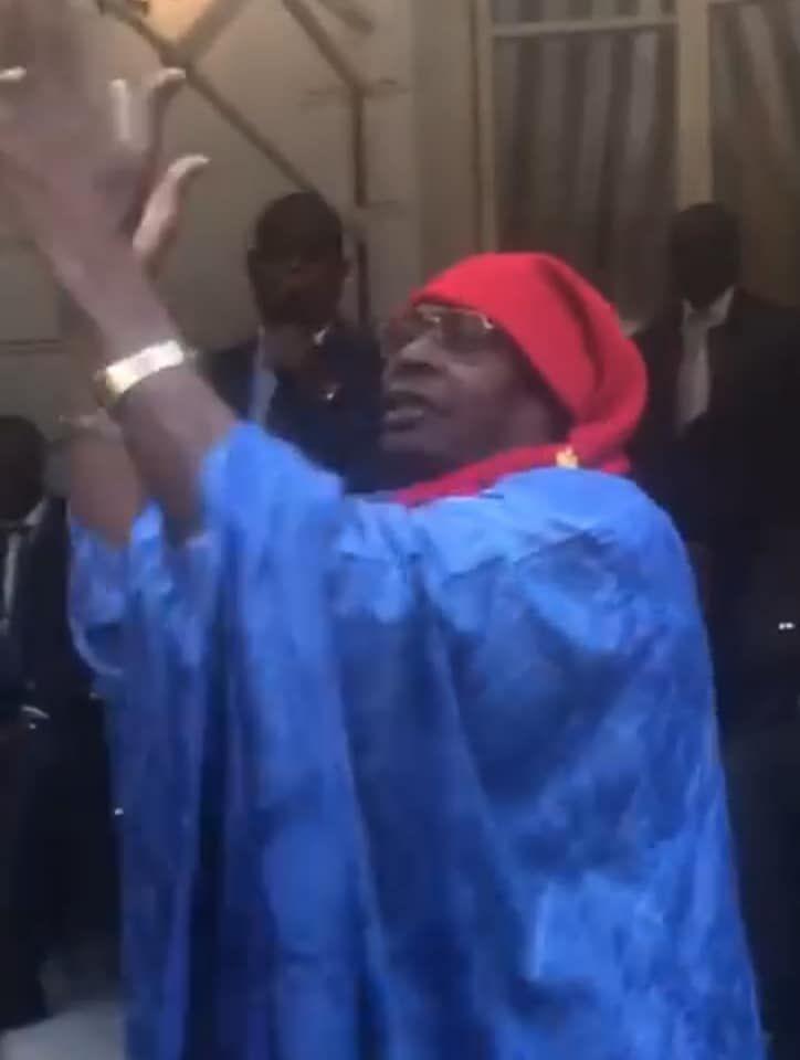«Malaw WAGNE, un militant de la cause du Sénégal et de sa diaspora, un «Fou du Roi», pour le président Macky SALL» par Amadou Bal BA - http://baamadou.over-blog.fr/