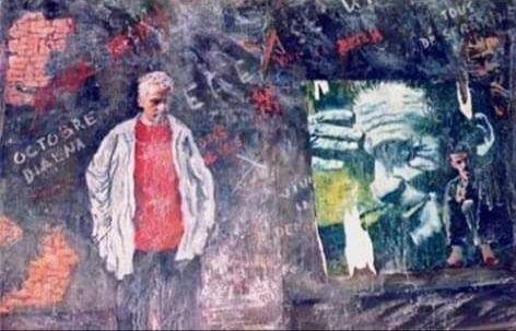 «KATEB Yacine (1929-1989), poète de l'amour et de la révolution, et sa Nedjma symbolisant l'Algérie», par M. Amadou Bal BA - http://baamadou.over-blog.fr/