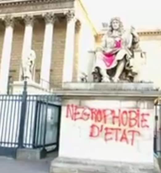 «Il faut virer Julien DRAY du Parti socialiste, pour sa négrophobie et son négationnisme !» par Amadou Bal BA - http://baamadou.over-blog.fr/