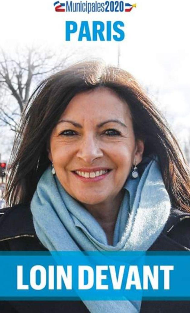 «Le 2ème tour des municipales: Victoire d'Anne HIDALGO à Paris et retour en force de la Gauche plurielle» par Amadou Bal BA - http://baamadou.over-blog.fr/