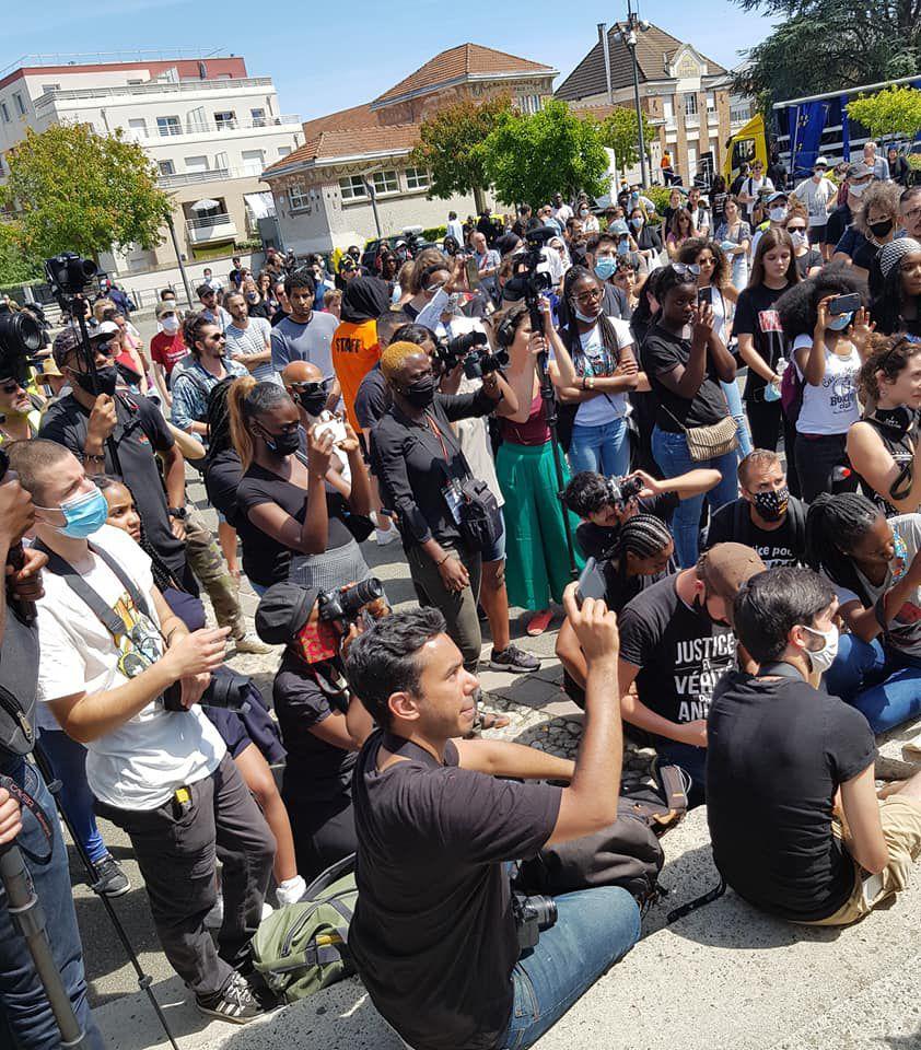 «Adama TRAORE: 4 ans après. Vers la mise en place officielle d'un Code de l'indigénat en France» par Amadou Bal BA - http://baamadou.over-blog.fr/