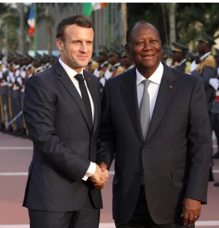 «Alassane Dramane OUATTARA président de Côte d'ivoire (RCI) un 3ème mandat à hauts risques» par Amadou Bal BA - http://baamadou.over-blog.fr/