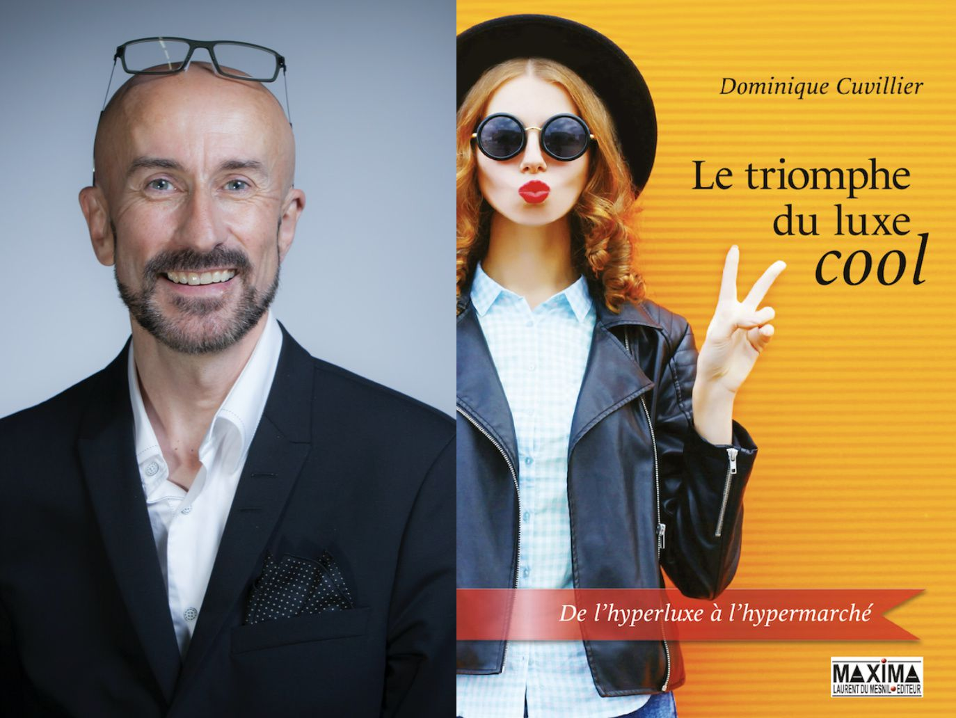 Le triomphe du luxe cool : interview