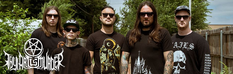 "Nouvelle chanson de THY ART IS MURDER ""No Absolution"""