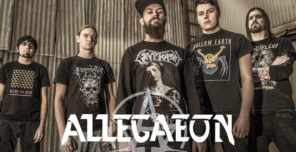 "Nouveau clip de Allegaeon ""Of Mind and Matrix"""