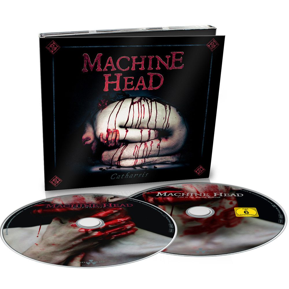 "MACHINE HEAD - Making of de ""Catharsis"""