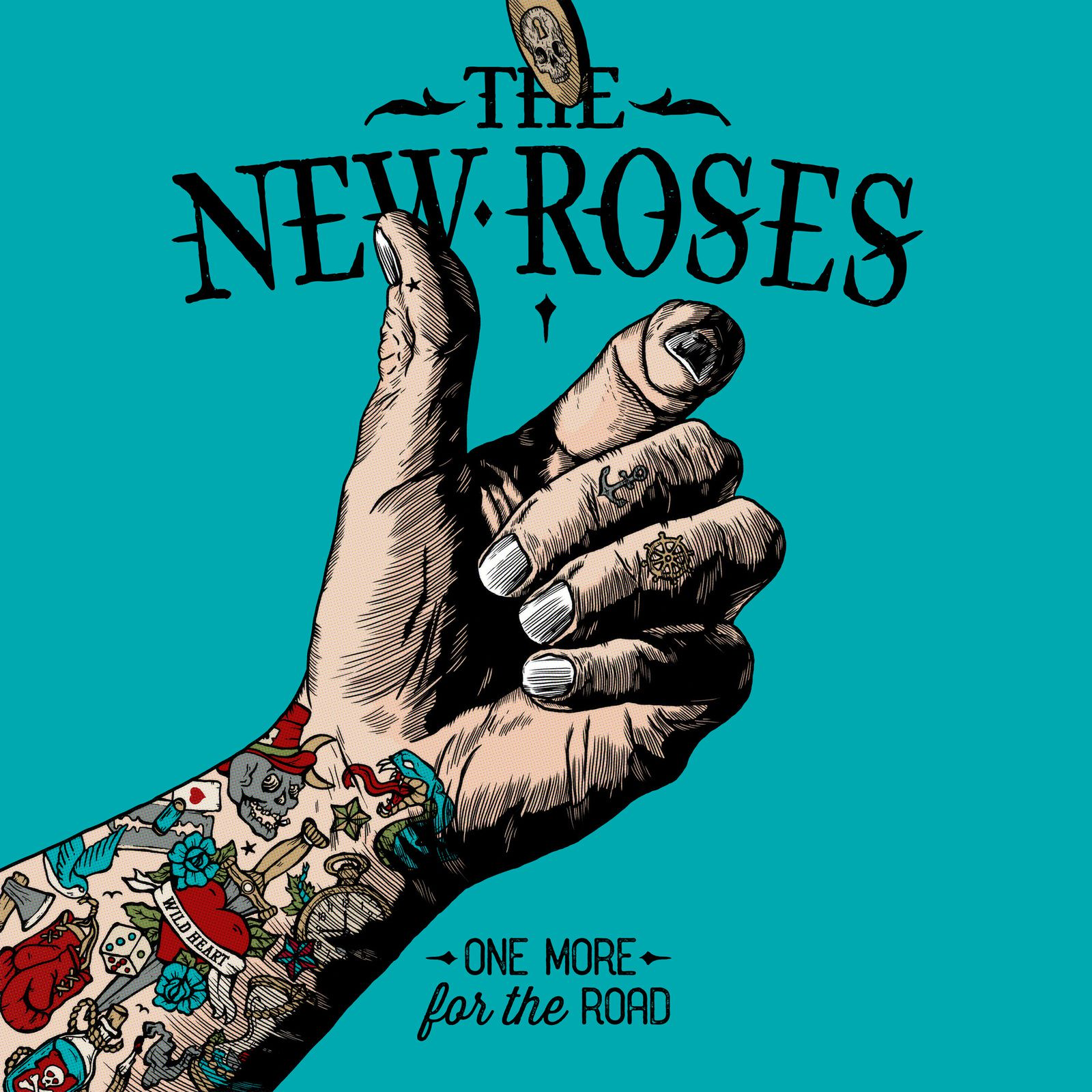 Nouvelle interview avec Timmy Rough de THE NEW ROSES
