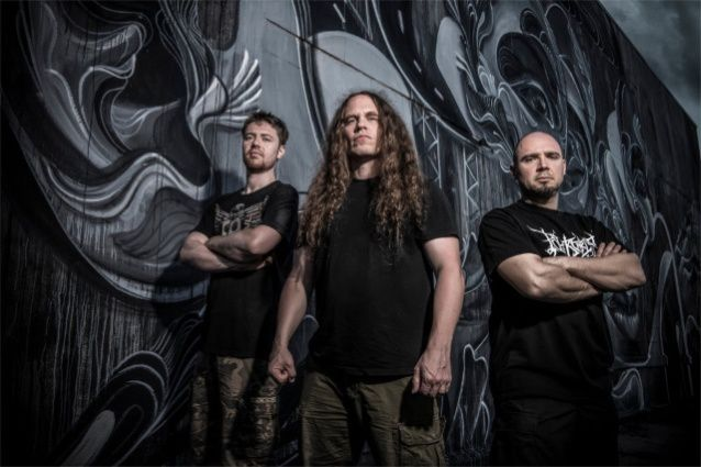 Nouveau clip de HATE ETERNAL  'Nothingness Of Being'