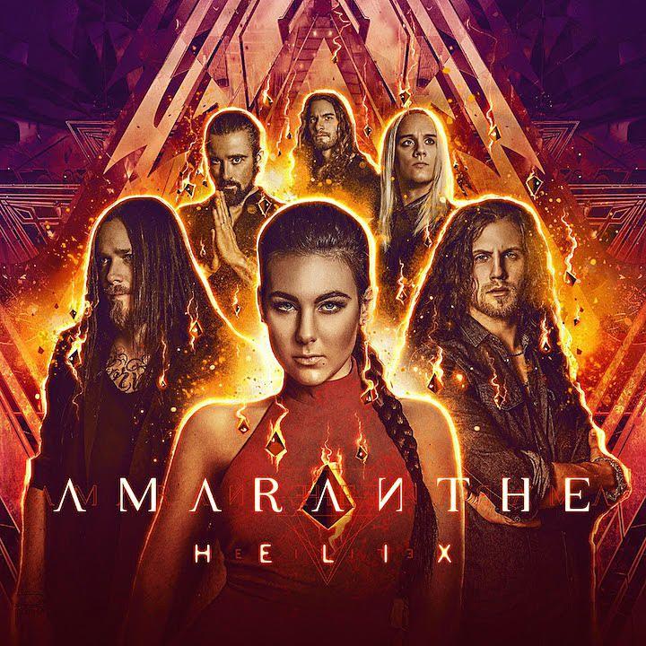 Nouvelle interview avec Elize d'AMARANTHE pour le nouvel album Helix
