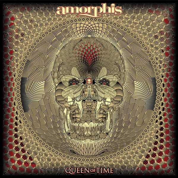 4. AMORPHIS - Queen of time