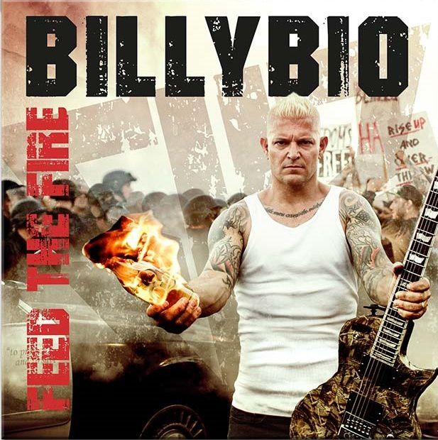Chronique de BILLY BIO - Feed the fire
