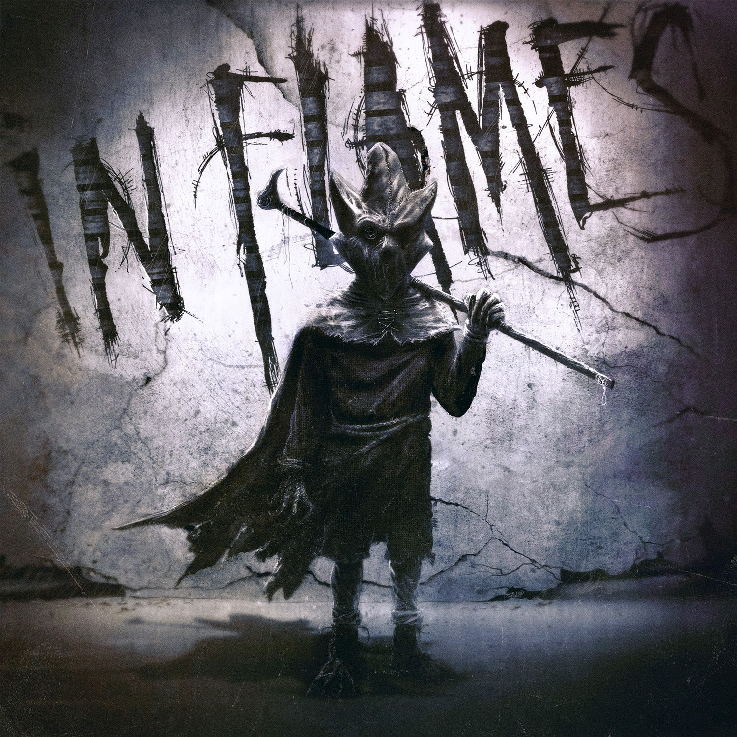 Chronique de l'album d'IN FLAMES I, The Mask