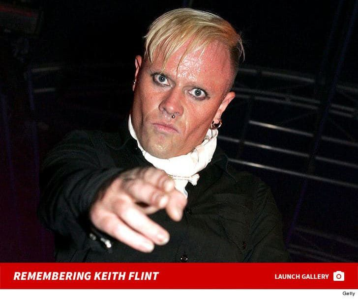 Liam de THE PRODIGY confirme le suicide de Keith  Flint
