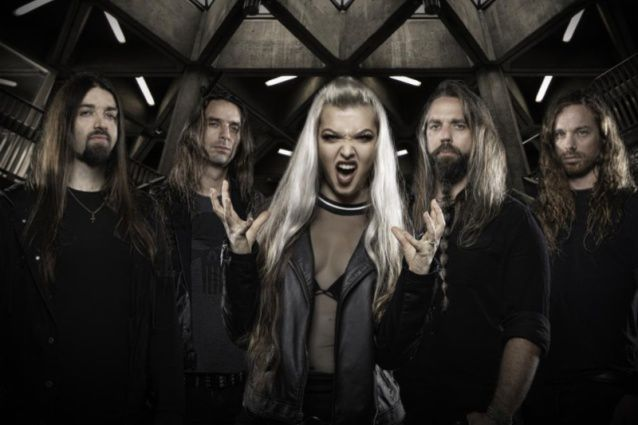 Nouvelle video de THE AGONIST In Vertigo
