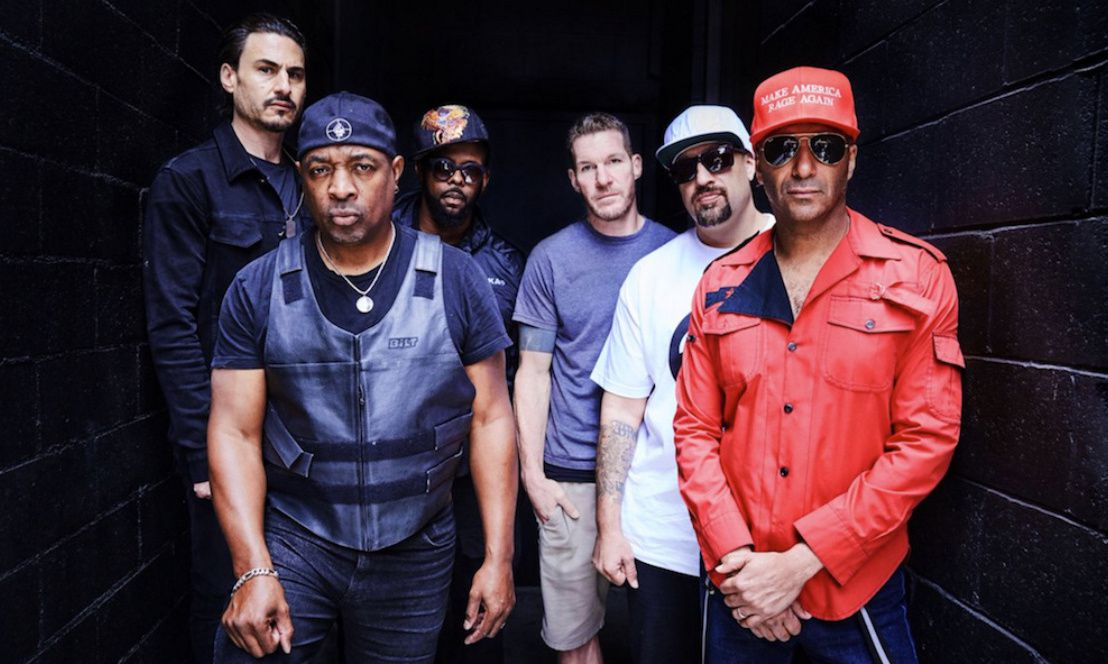 PROPHETS OF RAGE disparaît suite au retour de RAGE AGAINST THE MACHINE