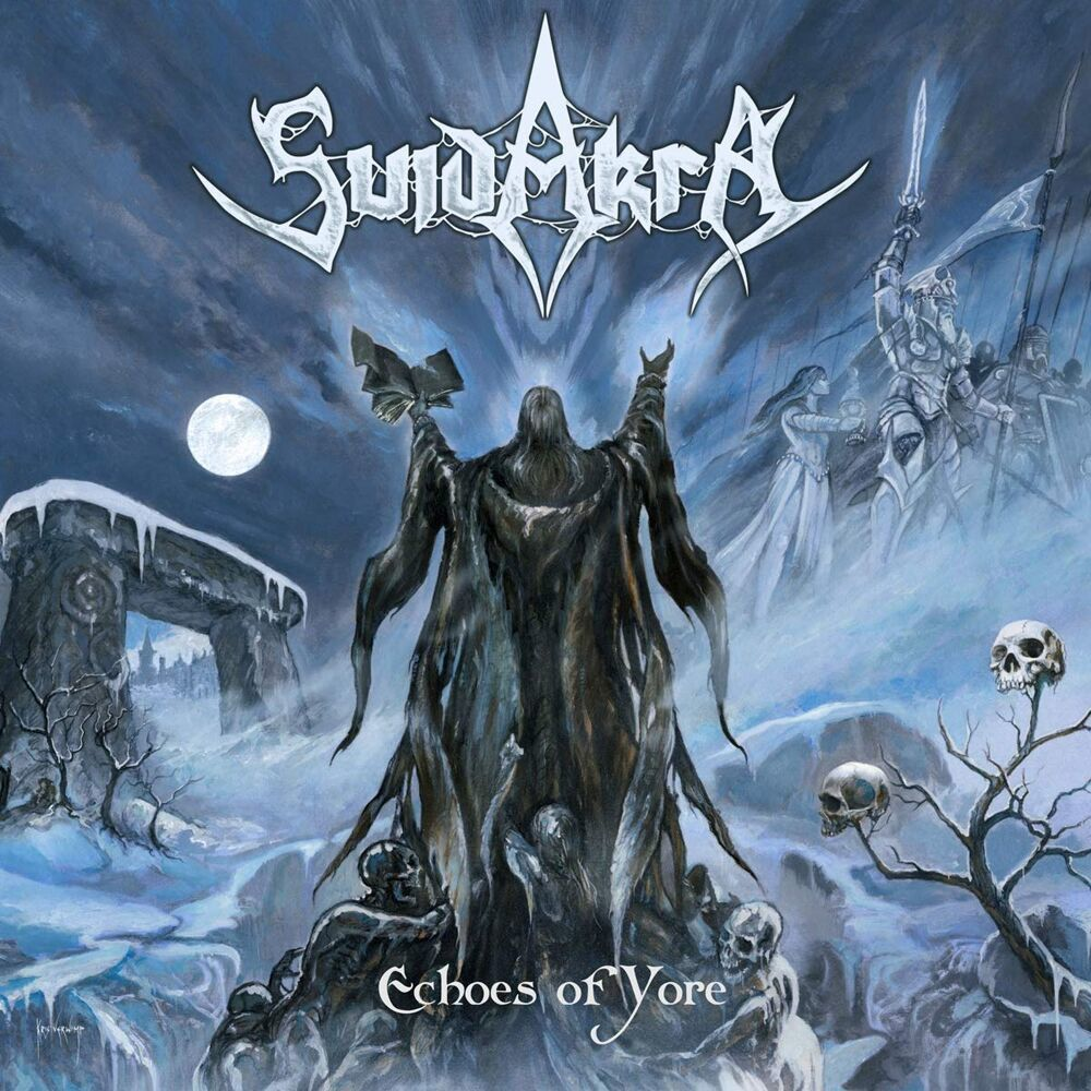 "Chronique del'album de SUIDAKRA "" Echoes Of Yore"""
