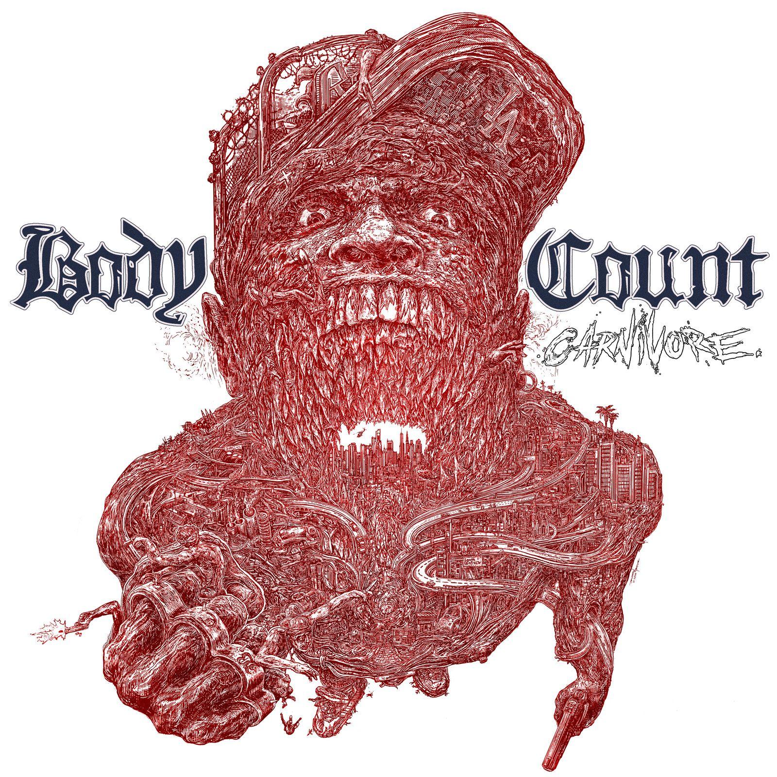 #bodycount #carnivore #loudtv #chronique #chroniquebodycount #webzine