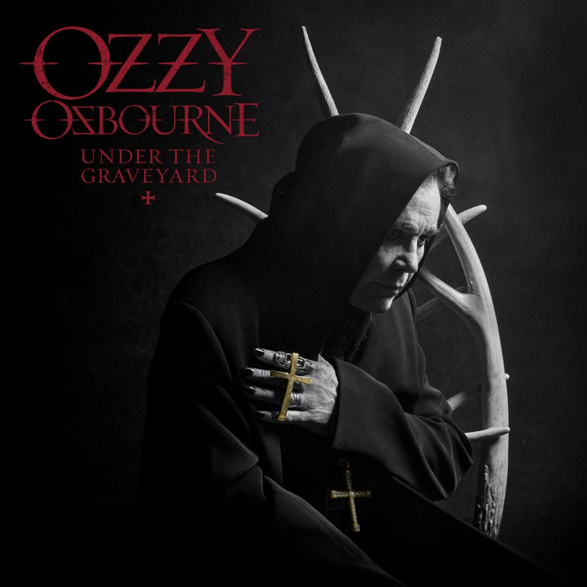 CHRONIQUE DU NOUVEL ALBUM D'OZZY : THE BATMAN ALWAYS MOVES ME AS MUCH.....