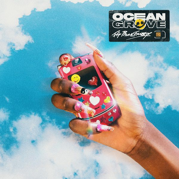 "VIDEO - Interview avec le groupe Australien OCEAN GROVE pour l'album ""Flip Phone Fantasy"""