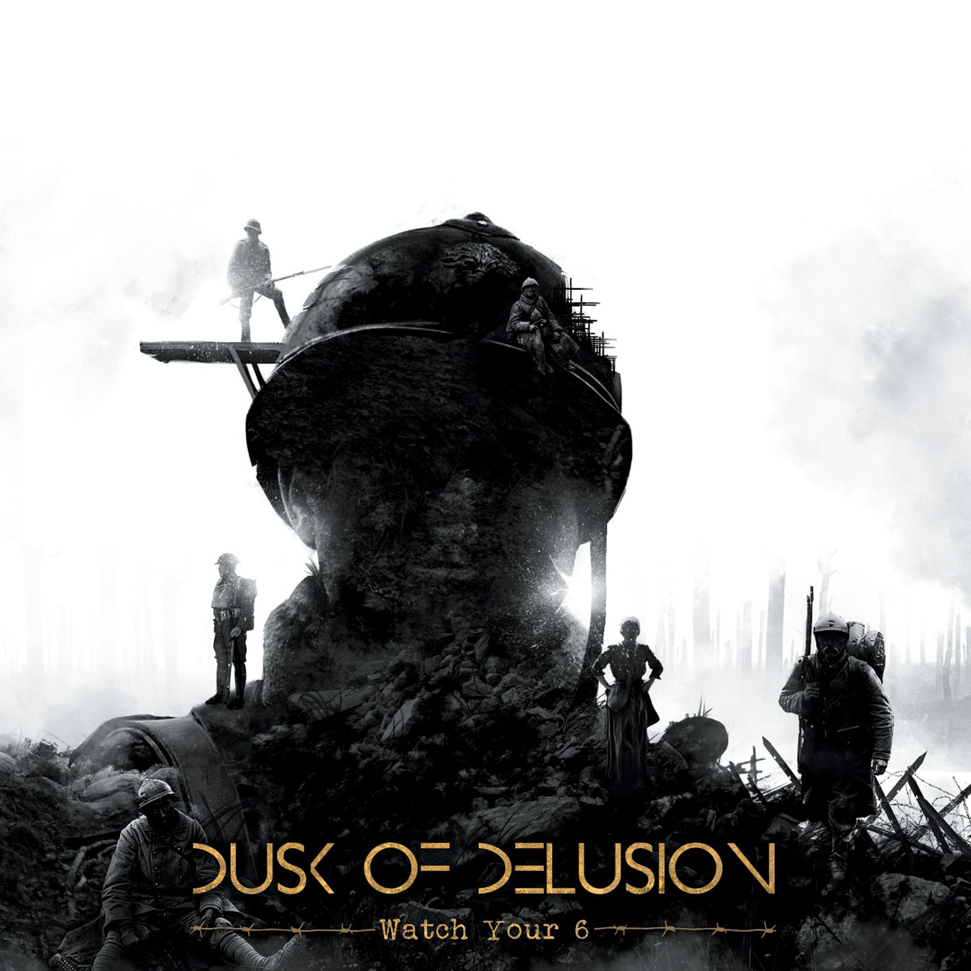 Dusk of Delusion - Watch your Six