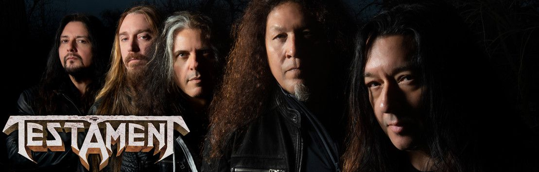 CHRONIQUE DU NOUVEL ALBUM DE TESTAMENT TITANS OF CREATION