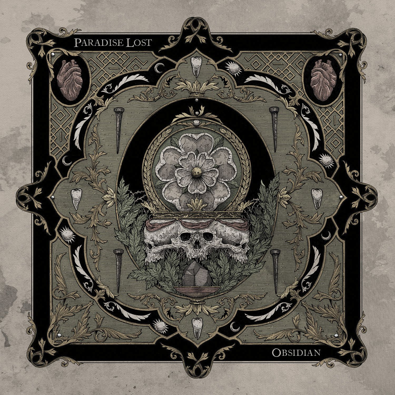 """Découvrez le nouvel album de PARADISE LOST """"Obsidian"""" titre par titre - Sortie le 15 Mai 2020"""