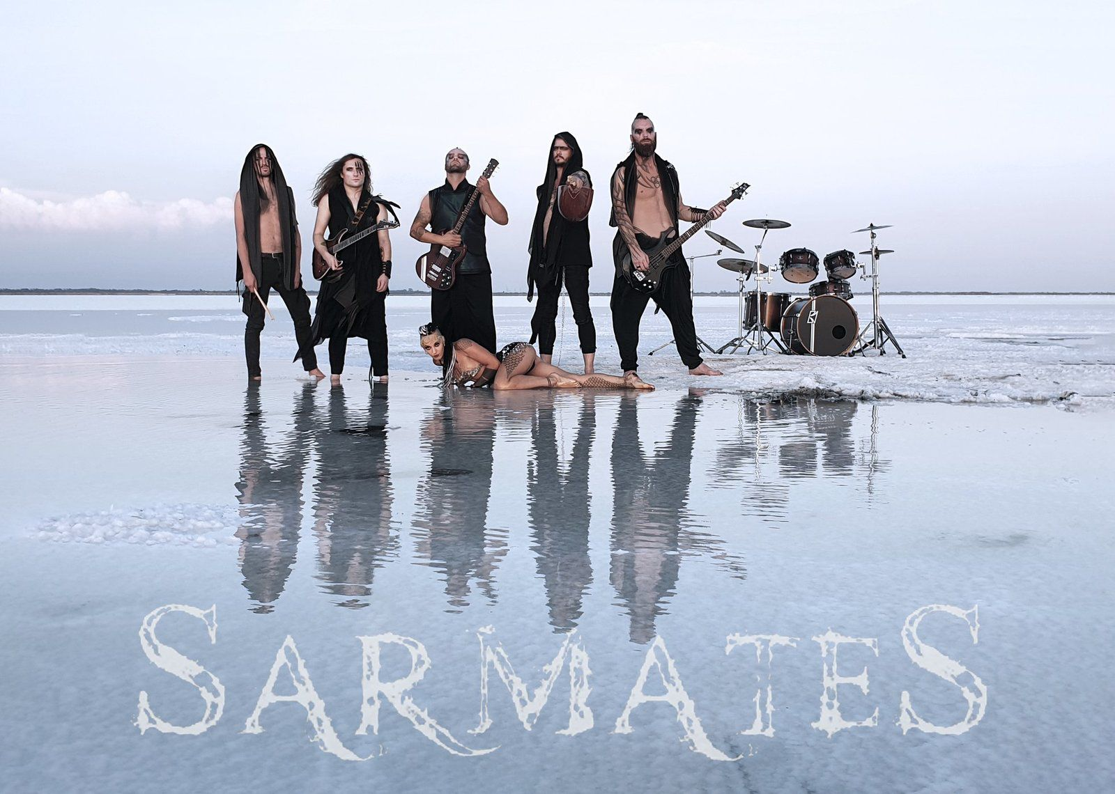 VIDEO - Découvrez le groupe Français SARMATES avec son Metal aux influences Mongoles