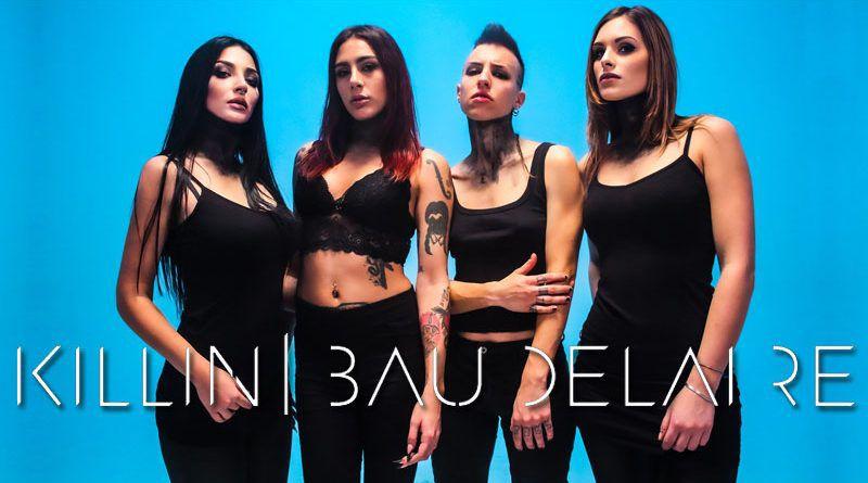VIDEO - Interview (Anglais) avec le groupe Italien KILLIN'BAUDELAIRE