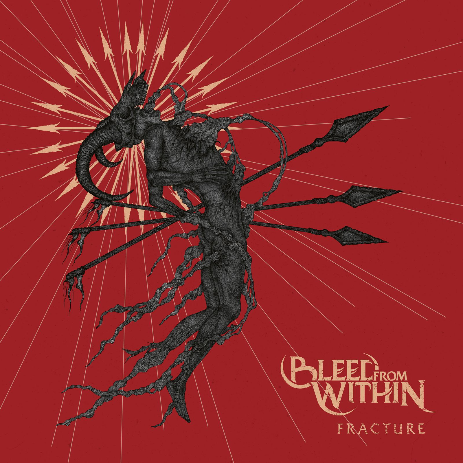 Fracture, nouvel album de BLEED FROM WITHIN