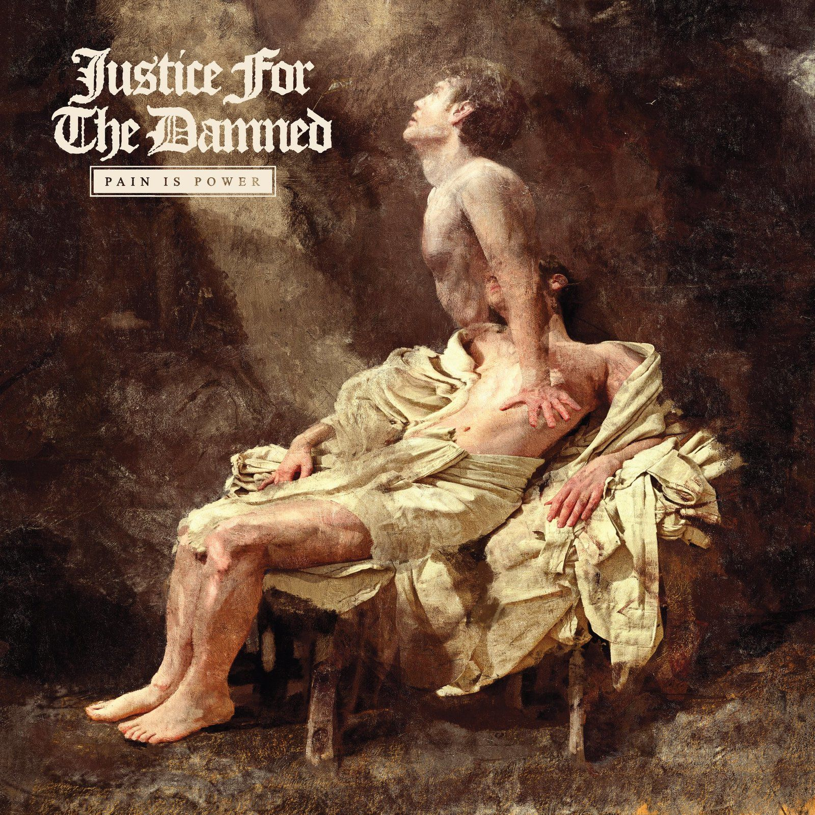 Nouvel Album de Justice For The Damned - Pain Is Power !!!