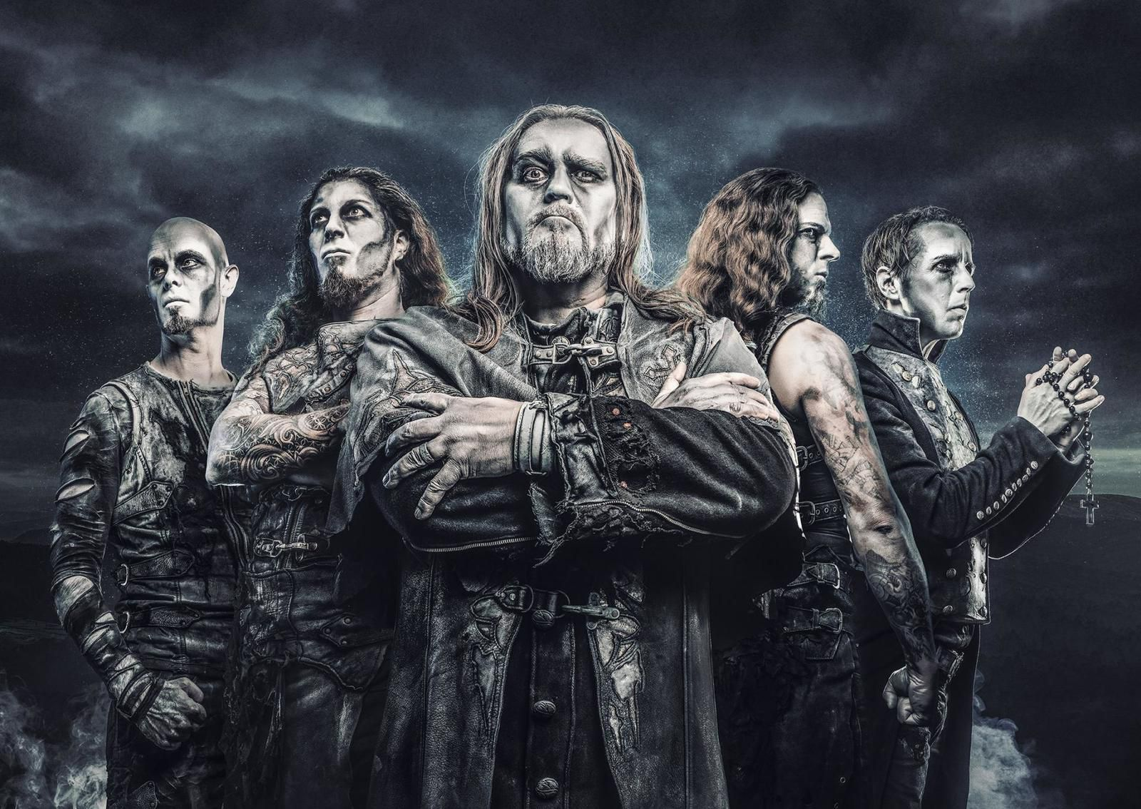 VIDEO - Nouvelle lyrics vidéo de POWERWOLF