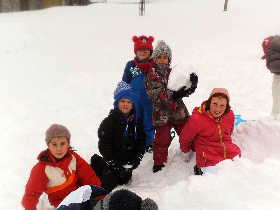 Séjour Neige 2017 : Lundi 6 février