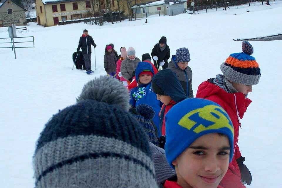 Séjour Neige 2017 : Mardi 7 février