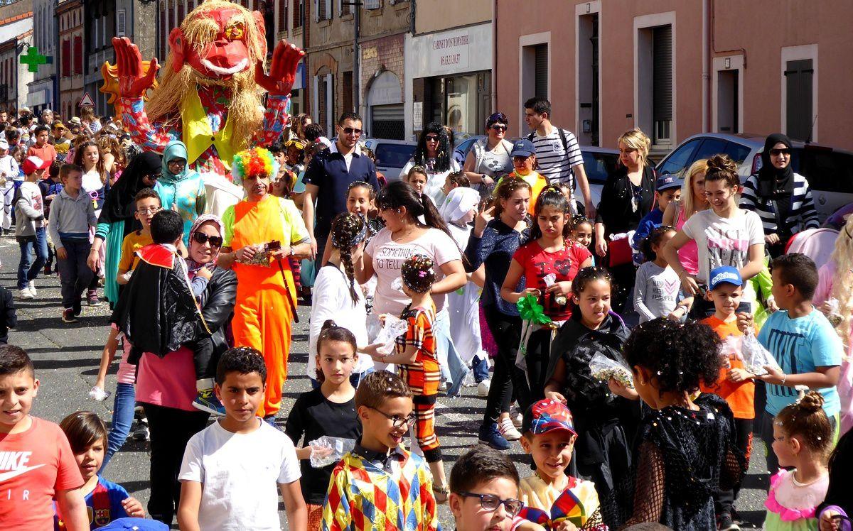 Dans le sillage du Carnaval 2017   -2-