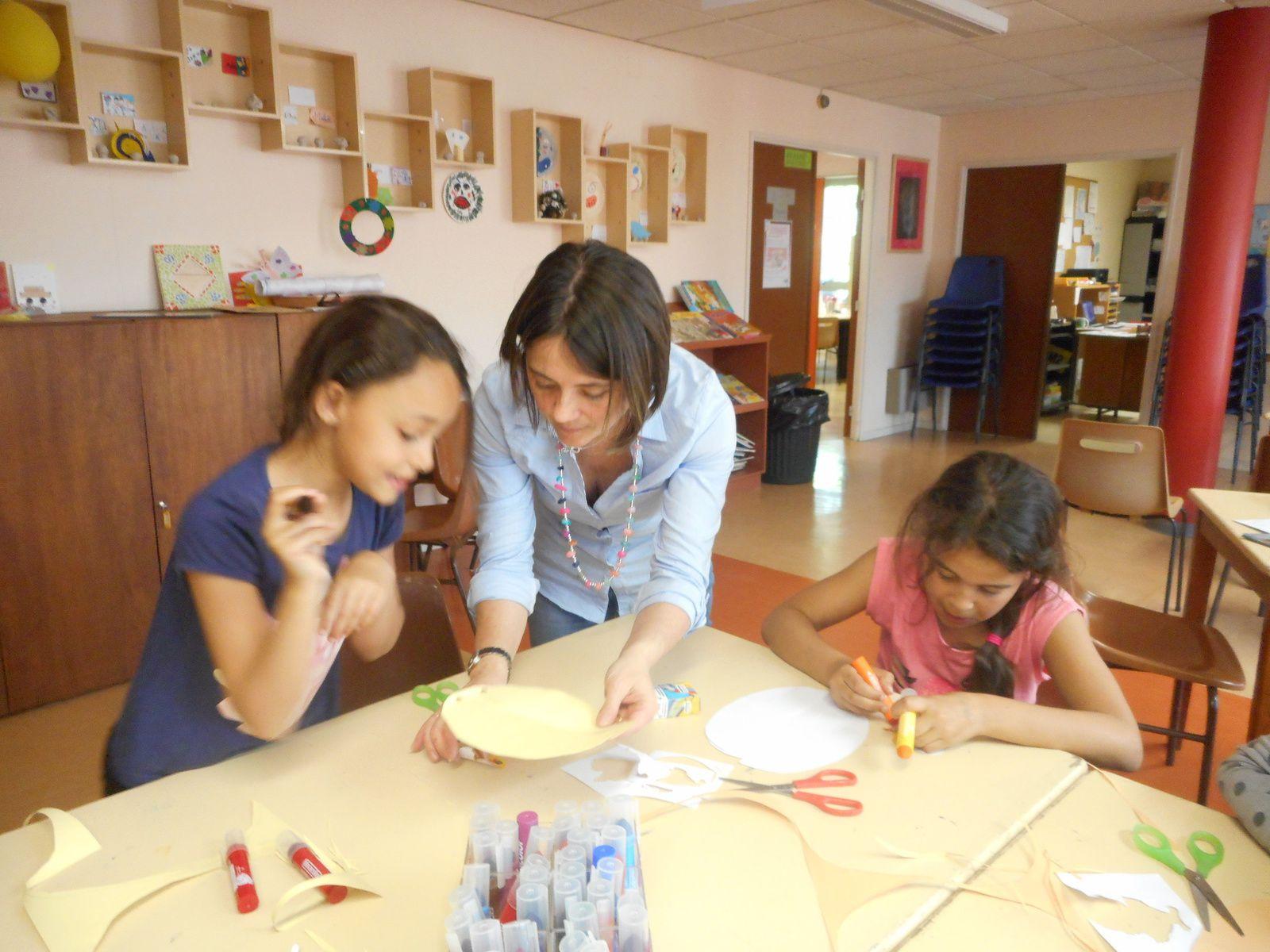 ME CRINS: Atelier Parents Enfants