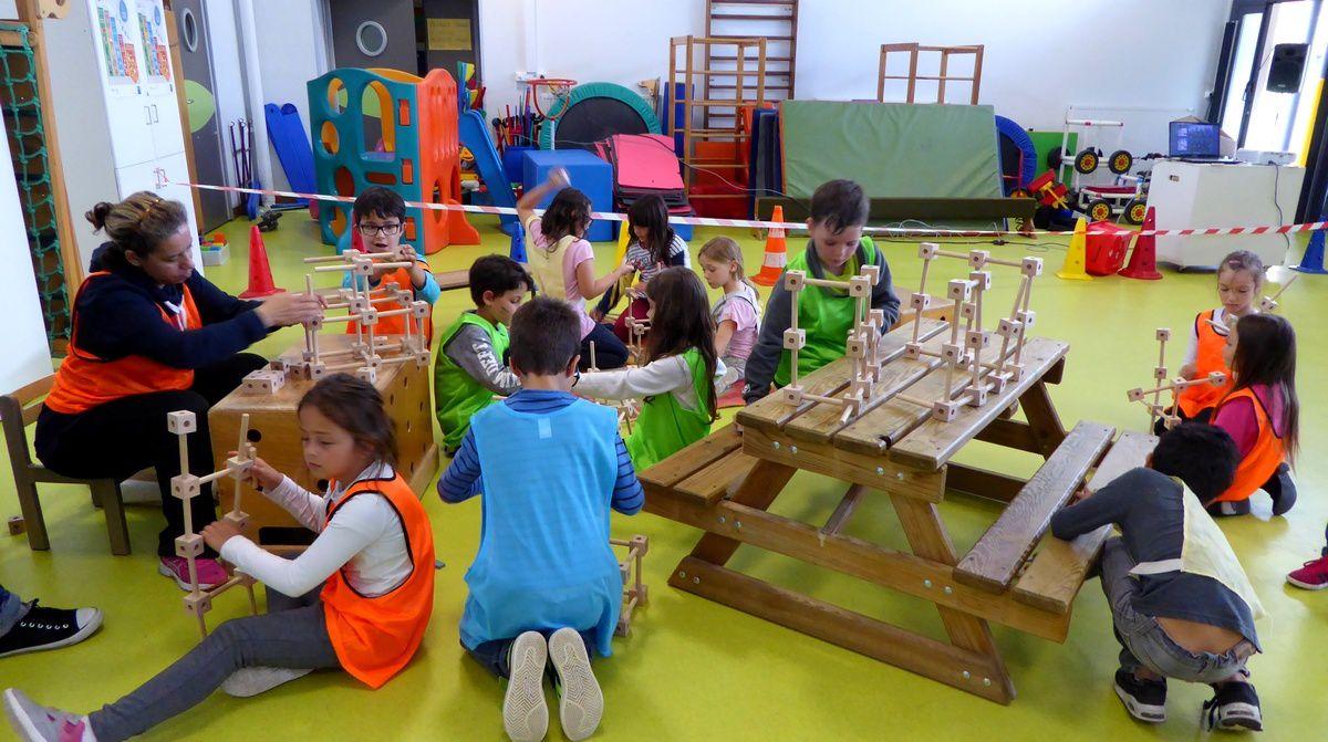 Rallye-jeux des Maisons de l'Enfance