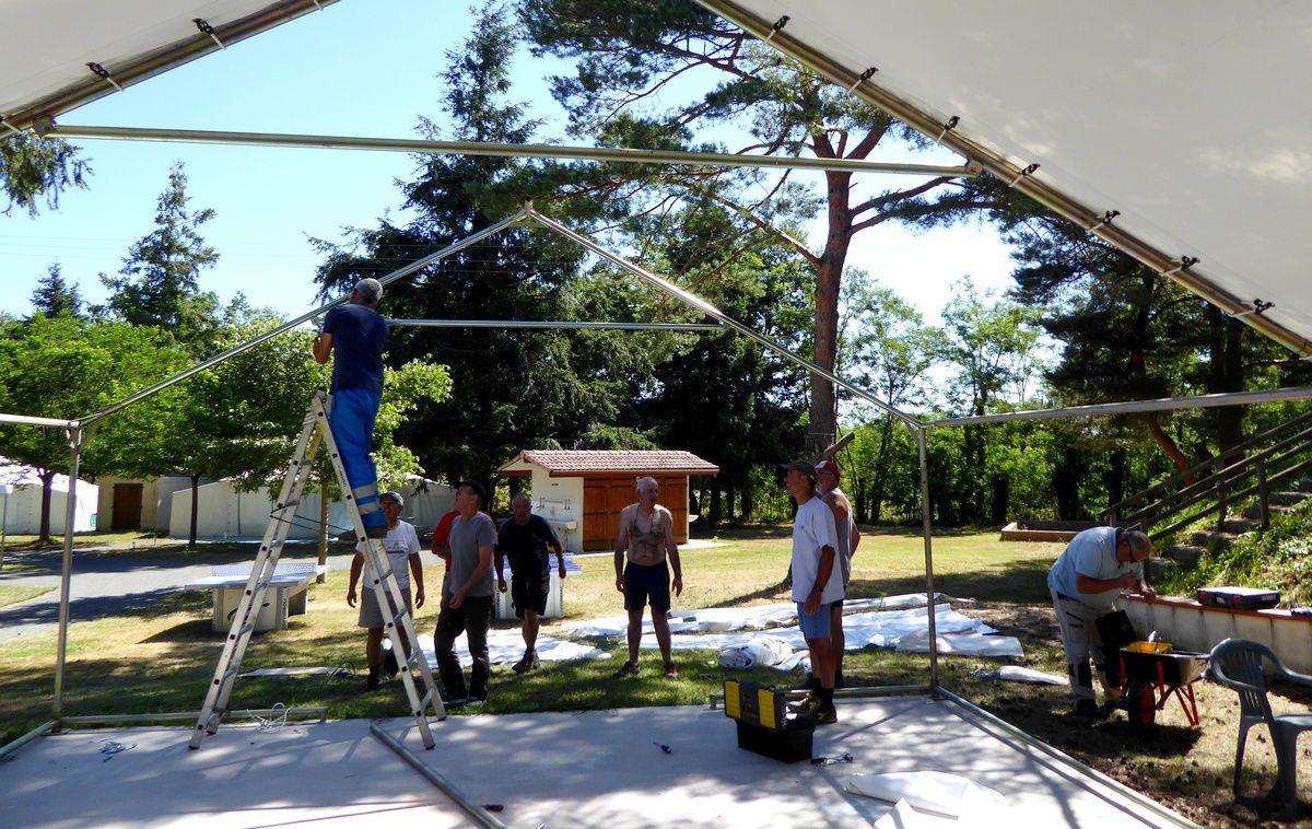 La Courbe : Un Centre rafraîchi pour aborder l'été