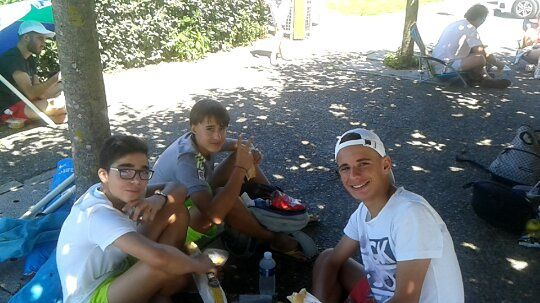 Camp Arcachon 1er séjour 2017 : Mardi 11 juillet