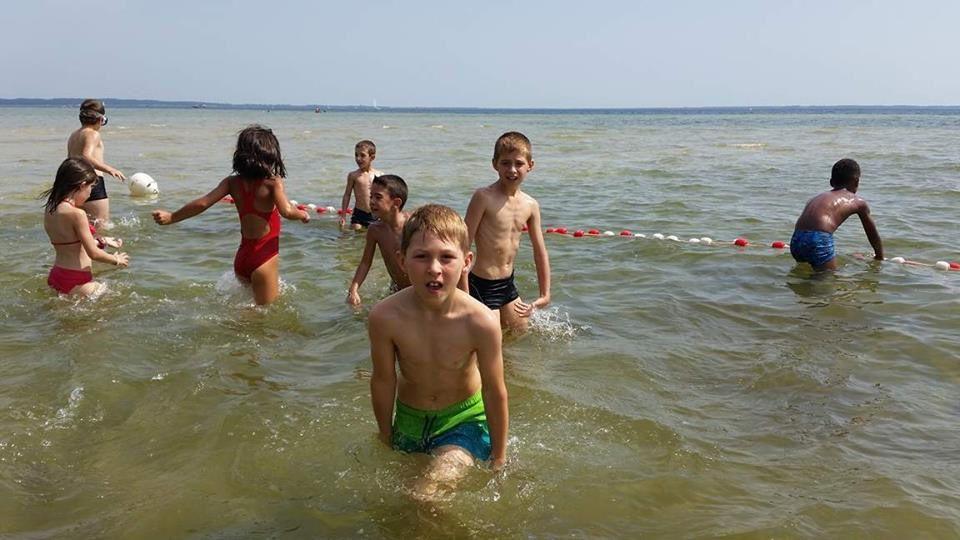 Camp Arcachon 2ème séjour 2017 : Mardi 18 juillet