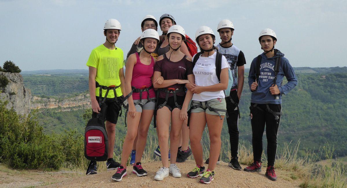 Camp Saint-Antonin 2ème séjour 2017 : Mercredi 19 juillet